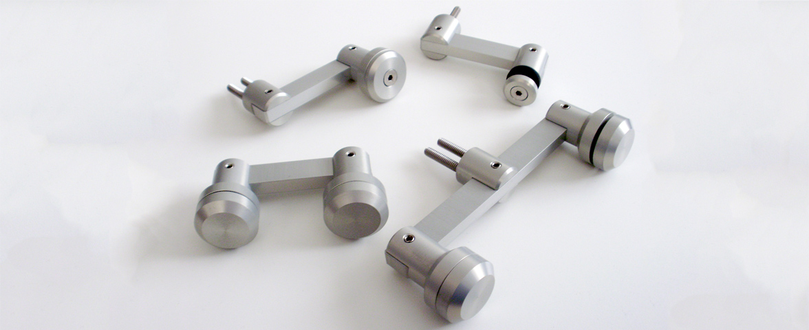 Assorted Fittings - Close-up